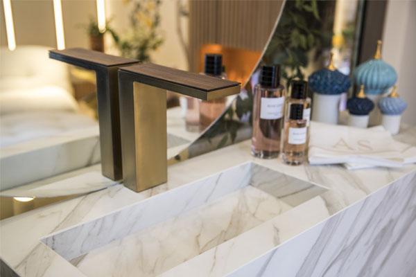 axor en colaboracin con el estudio as interiorista exhibe en el evento casa decor 2019 un espacio inspirado en la toscana italiana