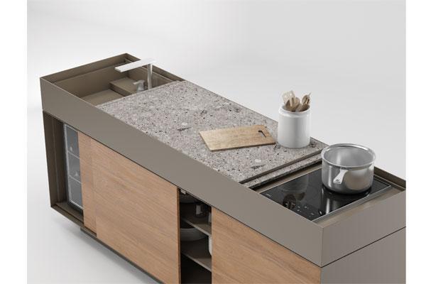 una cocina al aire libre la nueva propuesta de kettal