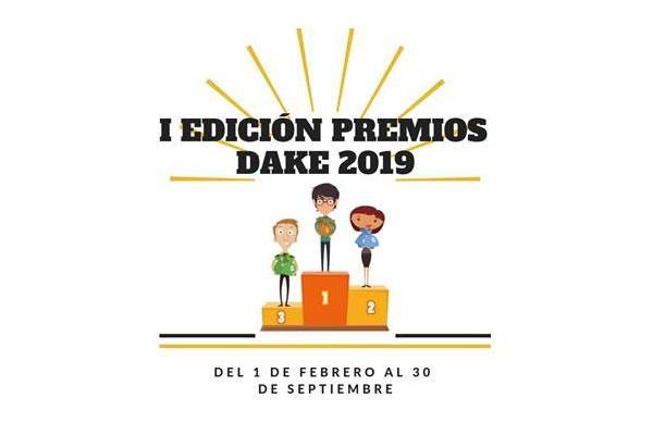 dake presenta la i edicin de los premios dake 2019