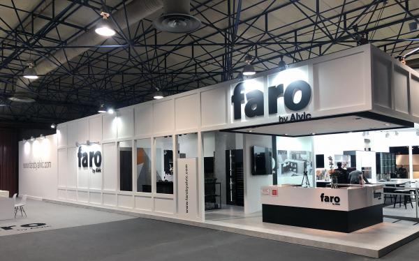 faro by alvic presenta su nuevo proyecto comercial en espacio cocina sici 2019 mueble de cocina y baos