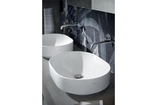 geberit anticipa en cevisama su nueva serie de lavabos geberit variform