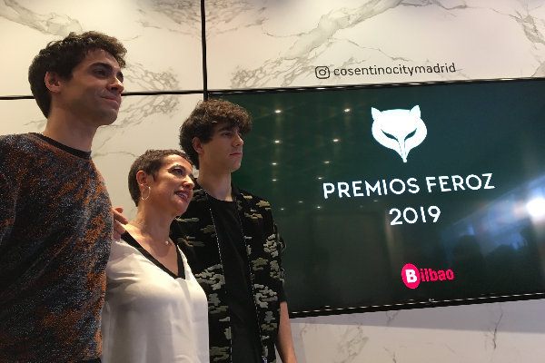silestone by cosentino colabora con los premios feroz 2019