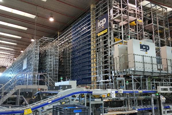 almacenes automatizados la tecnologa al servicio de la logstica