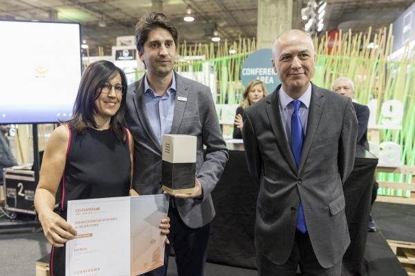 azuvi gana el primer premio cdicv