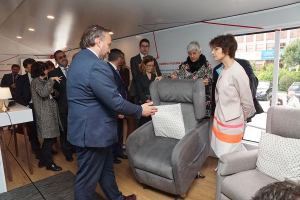 la casa inteligente accesible y sostenible de fundacin once elegida buena prctica para la conferencia internacional zero project