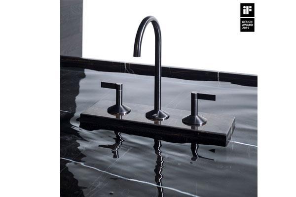 la coleccin lignage de noken mejor diseo de bao en los if design awards 2019