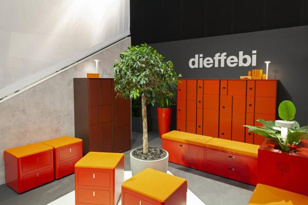 dieffebi presenta sus muebles metlicos multifuncionales en la feria stockholm furniture amp light 2019