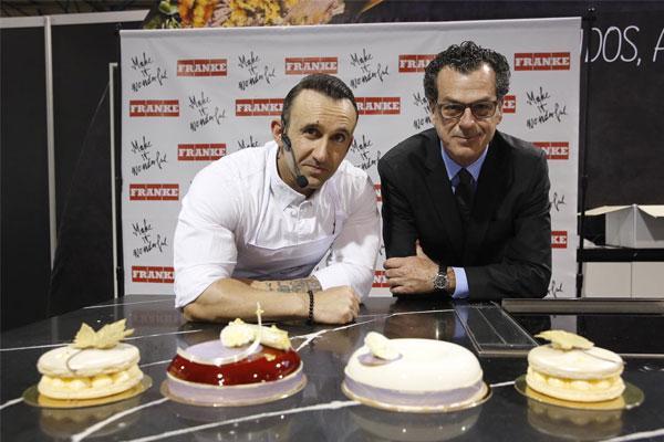 franke y jacob torreblanca en siciespacio cocina