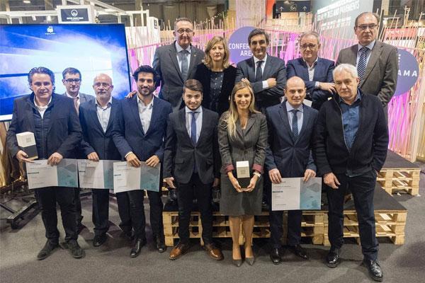 grup gamma galardonada en los premios de distribucin de cevisama