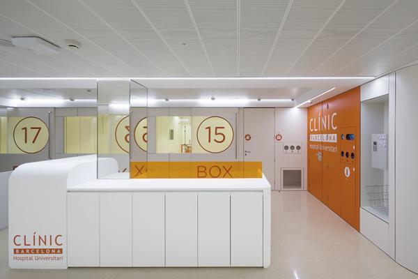 himacs protagonista de la ltima renovacin del hospital clnic de barcelona