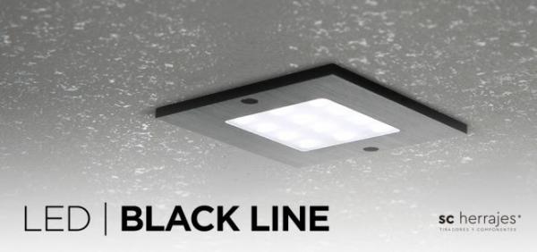 nueva lnea black de sc herrajes