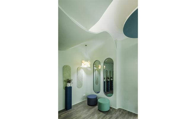 saintgobain weber presente en el espacio el jardn secreto de casa decor 2019