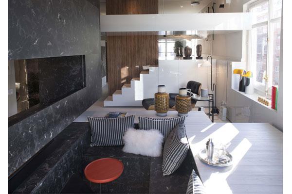 sensia arena de grohe en la smart home de hctor ruizvelzquez en casa decor