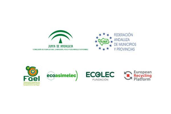 raee andaluca y fael visitarn 32 ayuntamientos y 600 comercios para fomentar la correcta gestin de residuos de aparatos elctricos y electrnicos