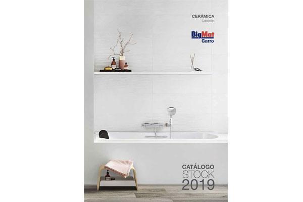 bigmat garro presenta su nuevo catlogo de cermica 2019