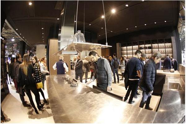 las empresas favoritas de los visitantes de espacio cocina sici 2019