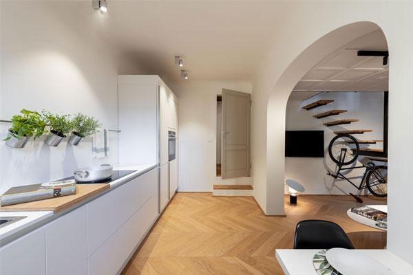 flat eleven confort y funcionalidad en 50 metros cuadrados