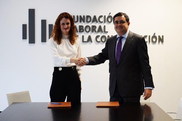 hispalyt y la fundacin laboral de la construccin firman acuerdo para formar a profesionales del sector