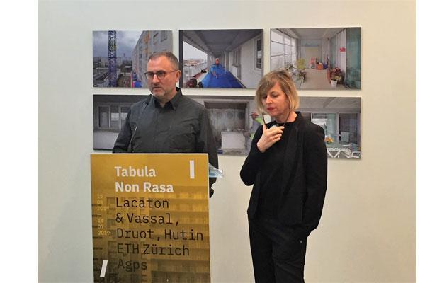 el instituto de arquitectura de euskadi inaugura una exposicin sobre la importancia de reutilizar el entorno construido