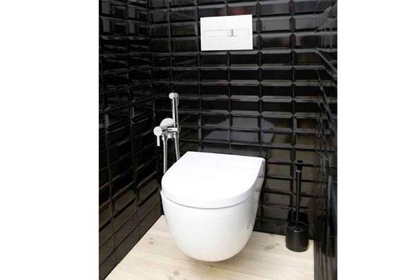 wc magnet de ramon soler la revolucionaria ducha para la higiene personal al lado del inodoro