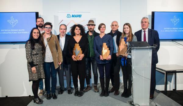 mapei convoca el premio a la arquitectura sostenible 2019
