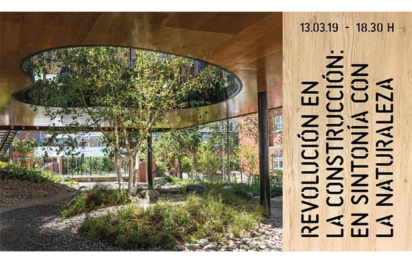 mesa redonda una revolucin en la construccin en sintona con la naturaleza