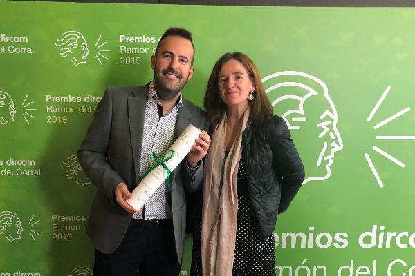 cosentino finalista en los premios dircom ramn del corral 2019