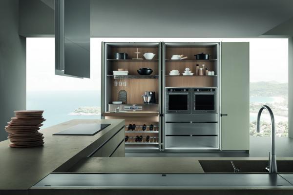 ernestomeda presenta los armarios de interior de su cocina icon