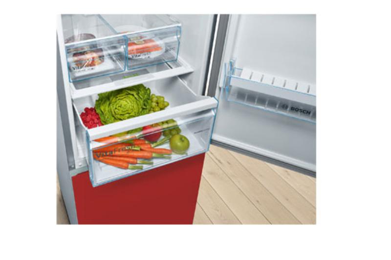 los frigorficos con puertas intercambiables variostyle amplan su gama de colores