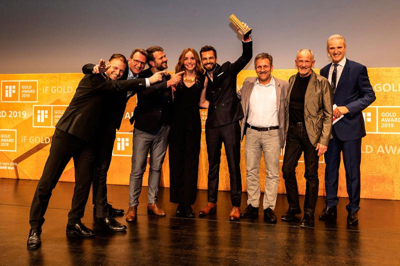grupo hansgrohe recibe ocho premios repartidos entre axor y hansgrohe