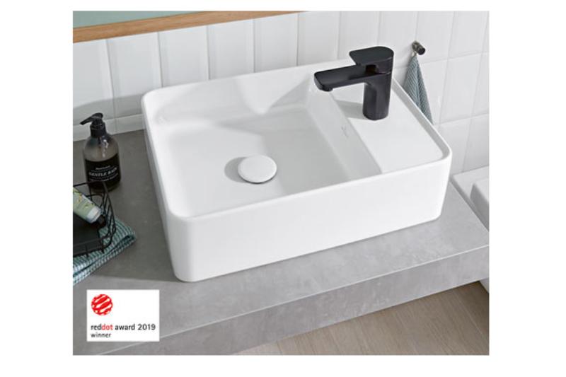 los lavabos collaro premiados en el red dot design award en la categora  product design 2019