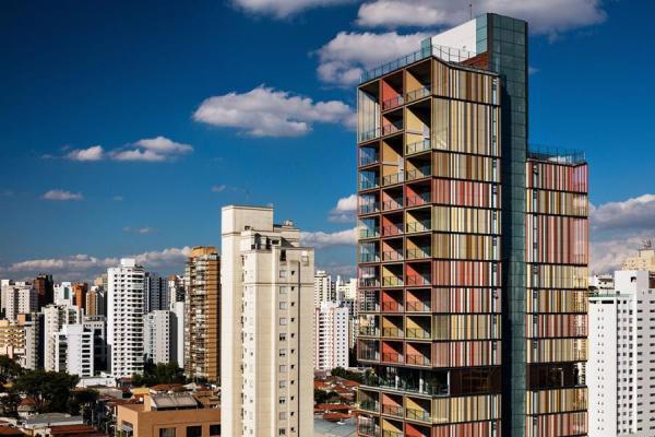 el proyecto torre itaim gana el premio a mejor rascacielos del mundo