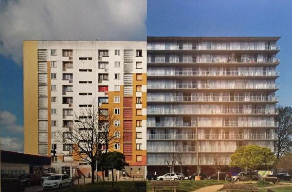 el trabajo premiado con el mies van der rohe se puede ver en el instituto de arquitectura de euskadi en donostia