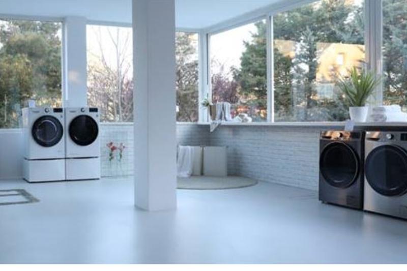 lg presenta sus nuevas lavadoras con inteligencia artificial gran capacidad y mxima eficiencia