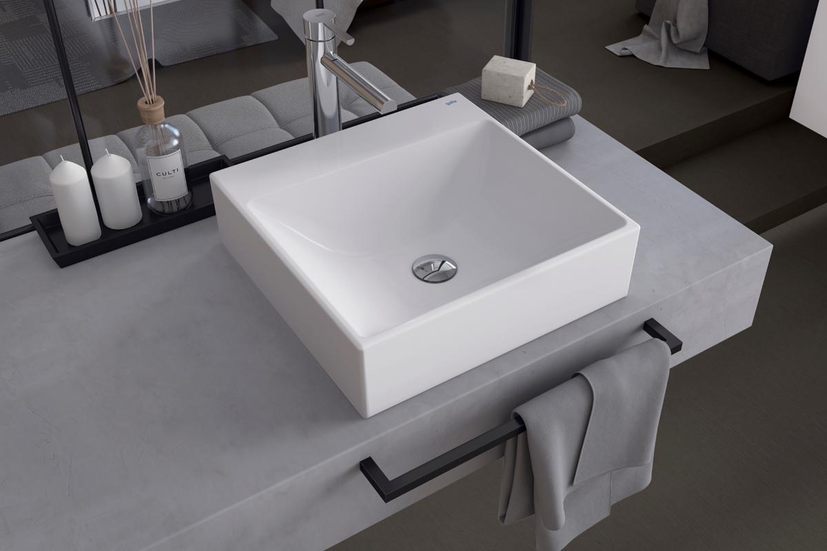 albus lavabos minimalistas y de gran versatilidad
