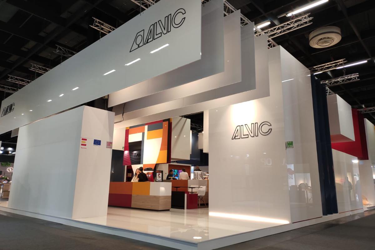 alvic se consolida en interzum 2019 como referente internacional en productos para mobiliario y decoracin