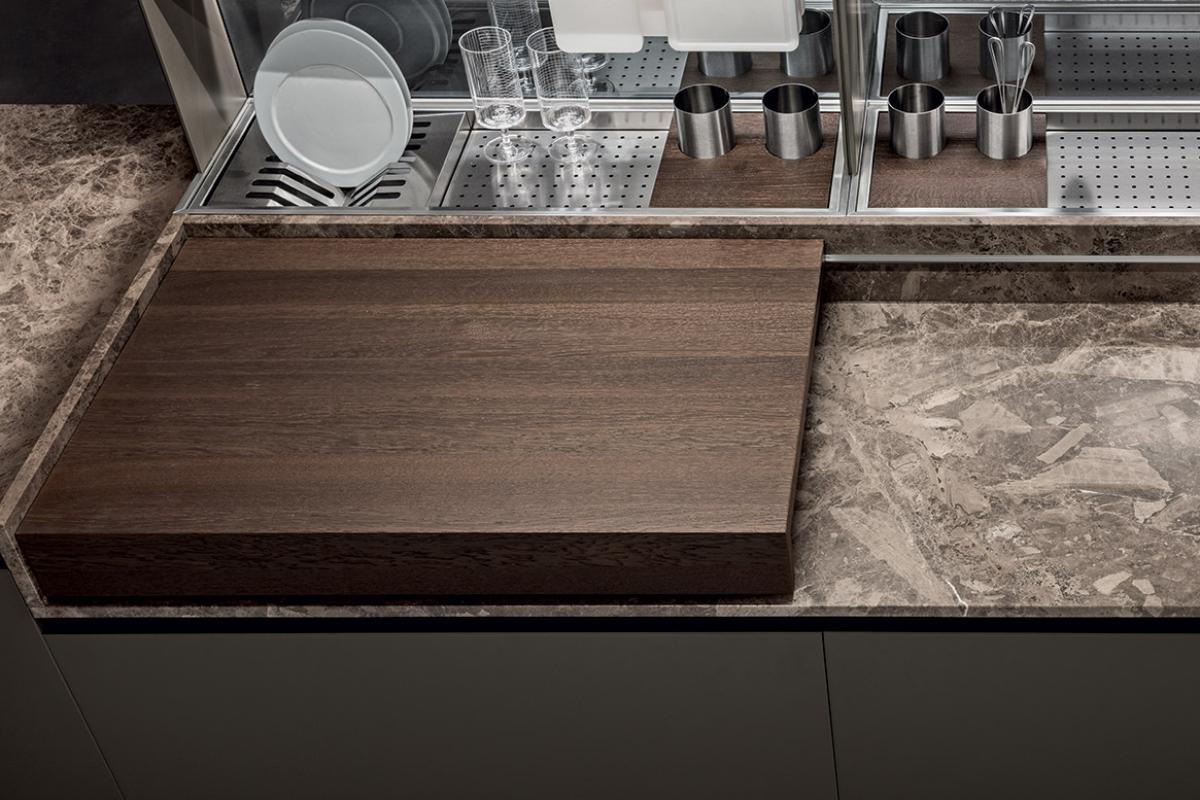 ernestomeda presenta nuevas soluciones tcnicas en su cocina soul