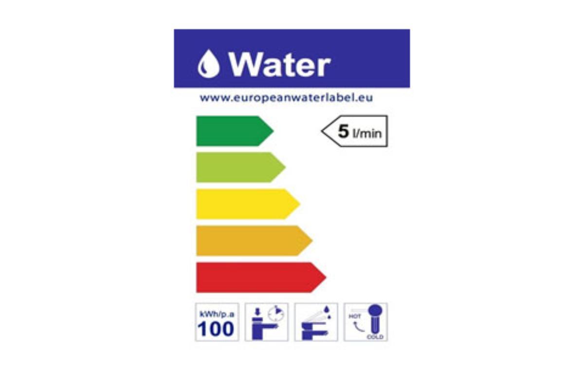 la industria europea del bao cada vez ms cerca del etiquetado nico de eficiencia de agua y energa