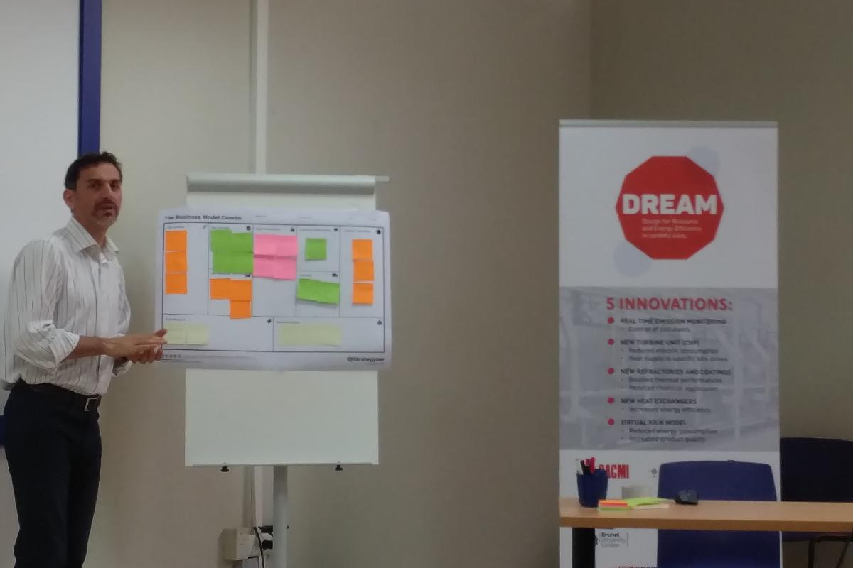 keraben grupo rene a 20 investigadores del proyecto europeo dream en sus instalaciones