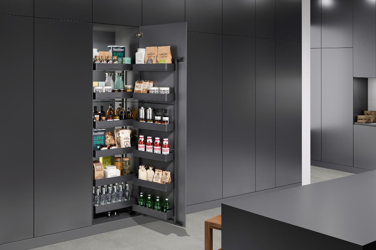 kessebhmer ampla el espacio de almacenamiento y el confort