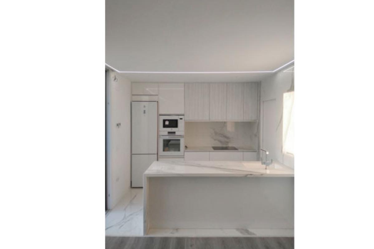 mrmoles blancos un material clsico reconvertido en tendencia total en la decoracin de interiores