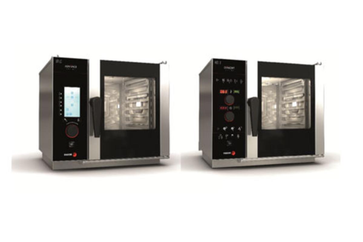 el nuevo horno de fagor industrial proporciona ahorro de espacio y energa a los profesionales del sector