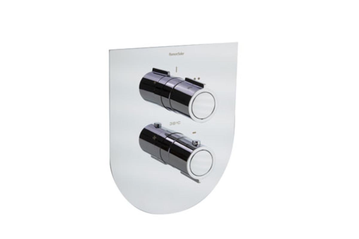 ramon soler lanza los nuevos termostticos empotrados de ducha con placa superslim