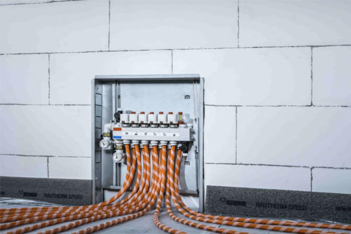 rautherm speed hkvp un nuevo colector para las instalaciones de superficies radiantes
