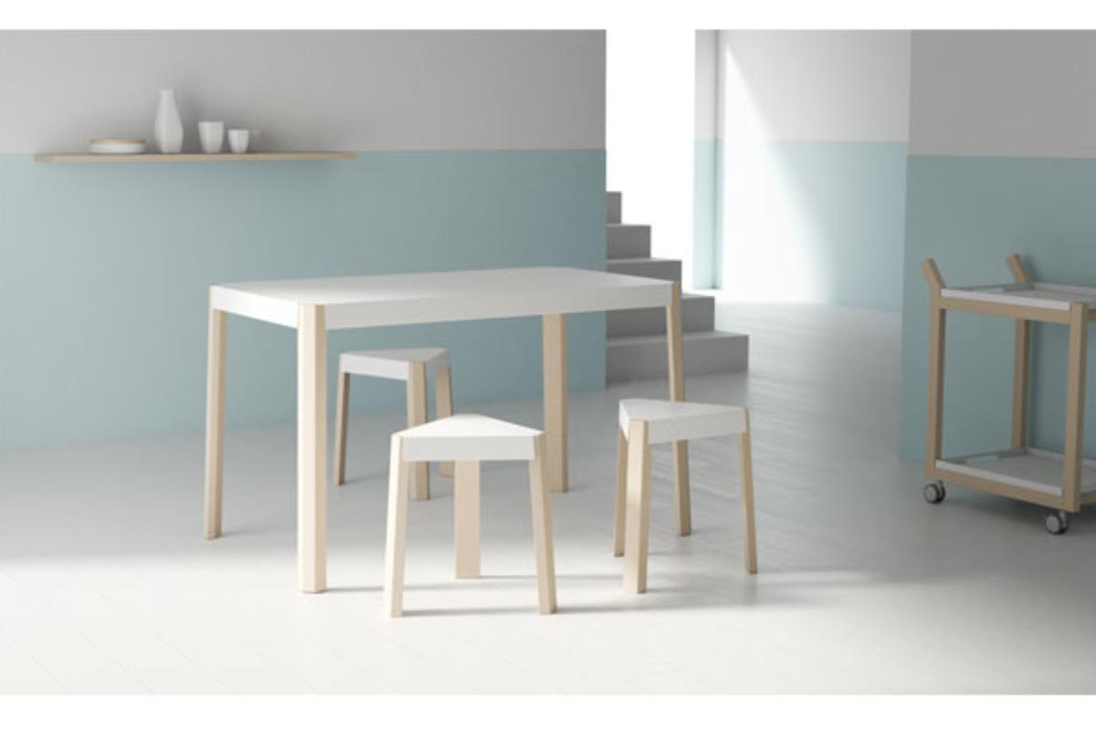 taburete podio de cancio versatilidad diseo y funcionalidad