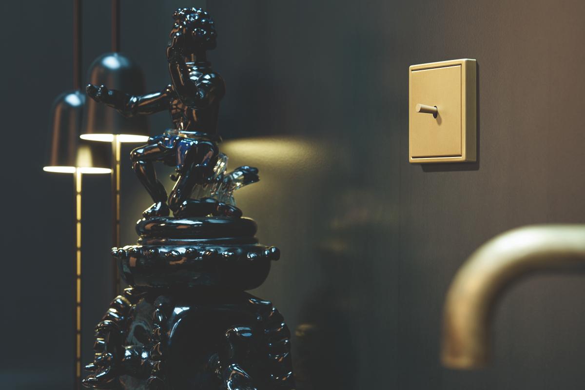 la nueva serie ls 1912 de interruptores de palanca de jung en architectwork madrid