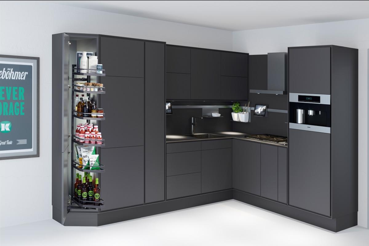 accin sobre seis metros cuadradosstrong strongkessebhmer presenta la urban smart kitchen