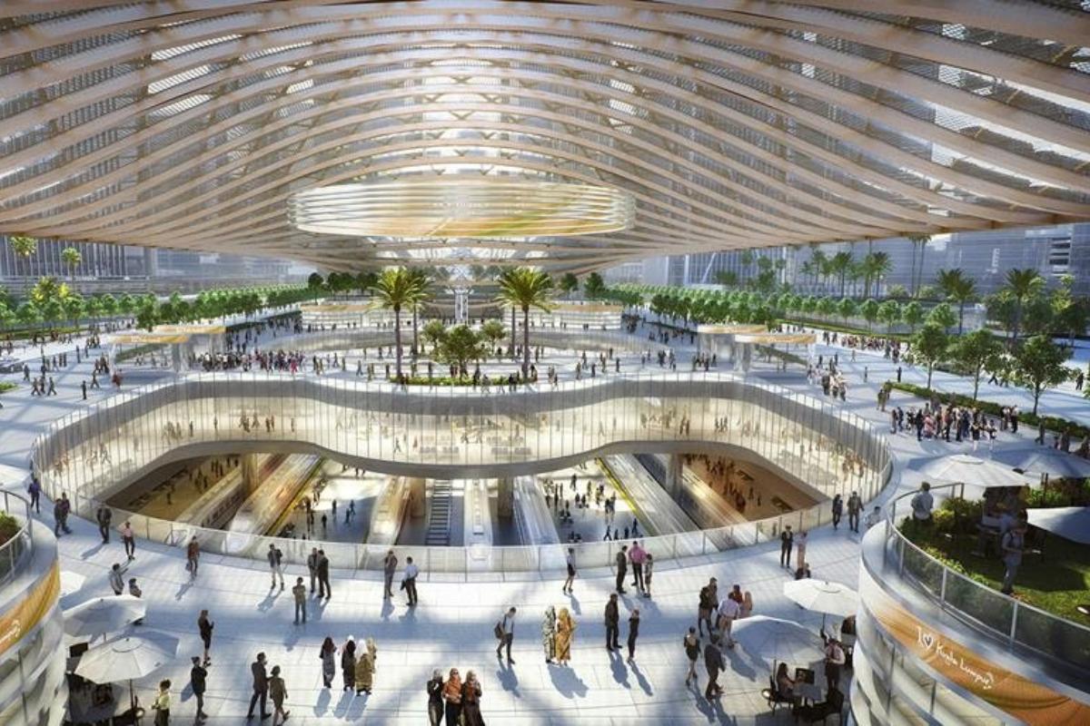 una arquitecta espaola disea el nuevo centro urbano de la capital de malasia