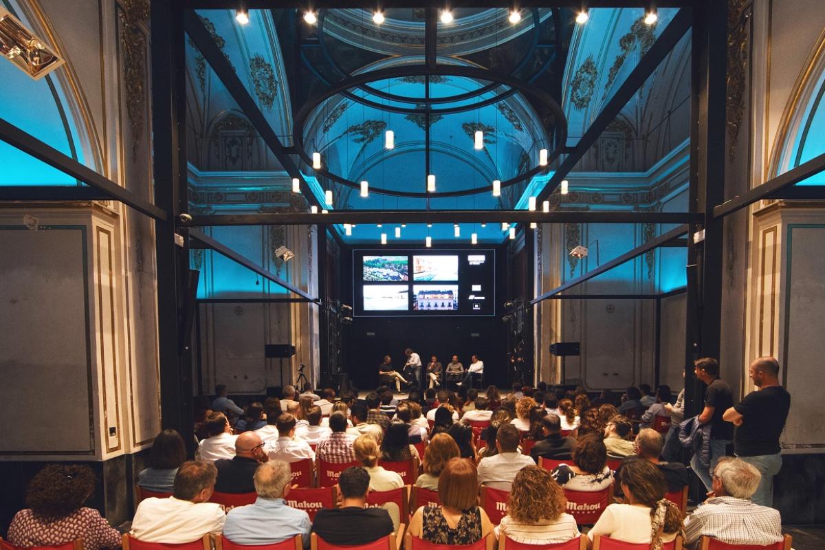arquitectura en corto se estrena en valencia