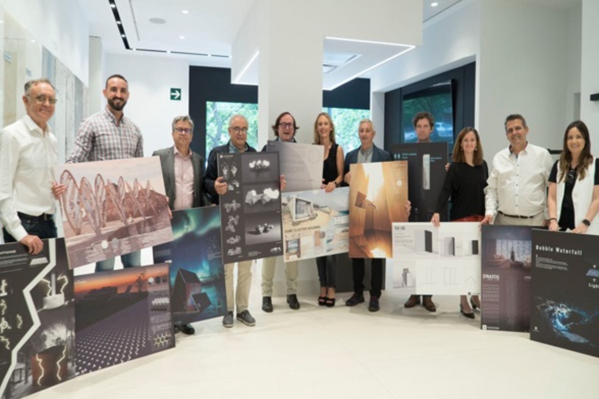 cosentino anuncia los ganadores de cosentino design challenge 13